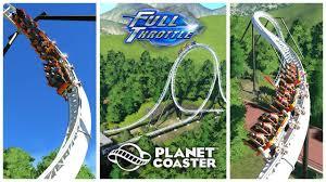 six flags magic mountain planet coaster full throttle six flags magic mountain