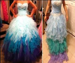 multi color wedding dress 42 of the ugliest wedding dresses you ll see worldlifestyle
