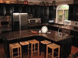 Best Dark Kitchen Cabinets With Dark Countertops Ideas Home Design - Dark kitchen cabinets