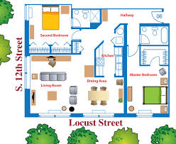 luxurious apartment layout most popular home design