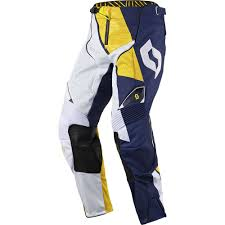 leather motocross boots scott 2017 mx new 450 podium blue white yellow jersey pants