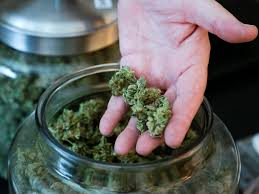 more americans than ever before favor outright marijuana legalizationg