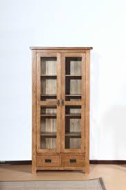 Bookcase With Doors Bookcase Small Bookcaseh Glass Doors Chiltern Oak Sideboard