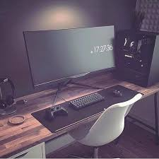 Computer Desk Setup Ideas Best Custom Computer Desk Ideas On Home Decoration Catalog Request