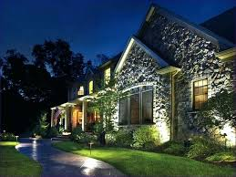 outdoor electric landscape lighting electric landscape lighting sets low voltage landscape lighting kits