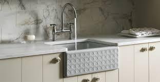 Kitchen Sinks Pros  Cons Of Different Materials Hatchett - Enamel kitchen sink