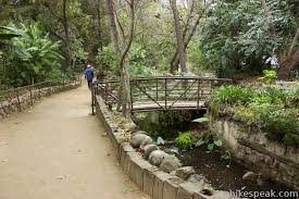 griffith park map hikes in griffith park hikespeak com