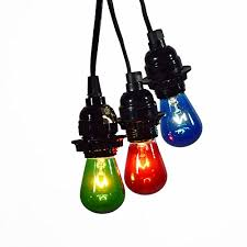 triple light bulb socket fantado triple socket pendant light cord kit for lanterns 19ft ul