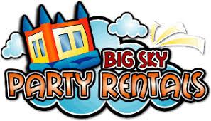 party supplies rental big sky party rentals quotes