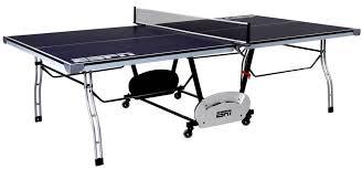 2 piece ping pong table espn 4 piece table tennis table walmart com