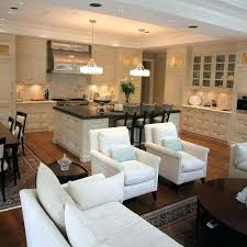 interior design for small living room and kitchen kitchen living room combo family room combo designs small kitchen
