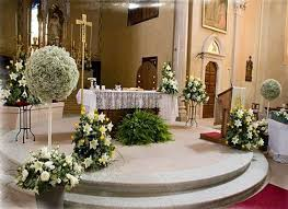 Wedding Decorations For Church How To Decorate Your Wedding With Flowers Cheaply