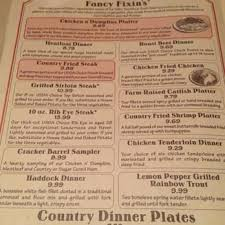 to learn how to lose weight fast we found cracker barrel