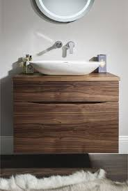 Double Basin Vanity Units For Bathroom by Best 25 Bathroom Furniture Ideas On Pinterest Wood Floating
