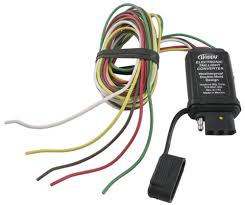hopkins vehicle wiring converter with 4 pole end hopkins wiring