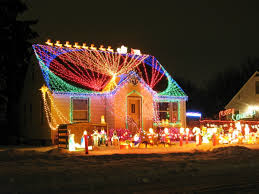 christmas decorations ideas for outside of house