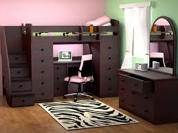 Loft Beds With Desk For Girls Girls Loft Bunk Beds Paint Beautiful Girls Loft Bunk Beds