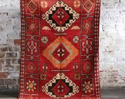 Moroccan Rugs Cheap Vintage Boujad Rug Etsy