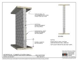 Buttress Wall Design Example Reinforced Concrete Cantilever Retaining Wall Retaining Walls