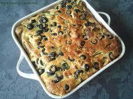 fr3 recette cuisine my culinary curriculum clafoutis aux courgettes au chèvre et olives