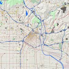 Map Of Los Angeles And Surrounding Areas by City Maps La