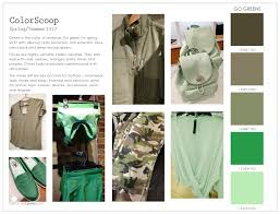 color trends 2016 2017 going green dix u0026 pond
