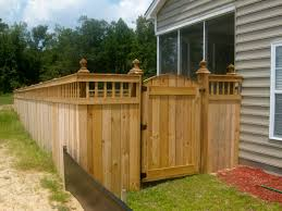 wood fence door design implausible wooden fence gates designs 2