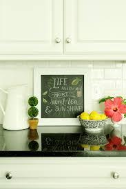 sweet tea and sunshine summer chalk art free printable less