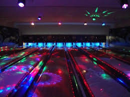 black light bowling near me bowling alley lanefx led lighting