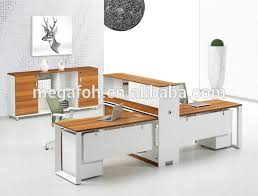 2 person workstation desk custom modern design modular workstation desk for 2 person foh