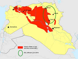 Islamic State Territory Map by The Islamic State Is History Rhyming U2013 The Greanville Post
