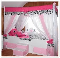 canopy bed curtains for kids beds home design ideas