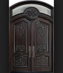 house front double door design model wooden front door double door