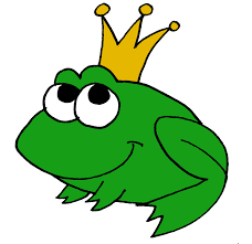 once upon a time and long ago the frog prince