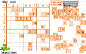 math cats explore the multiplication table