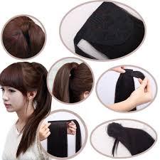 Pony Wrap Hair Extension by Aliexpress Com Buy 26