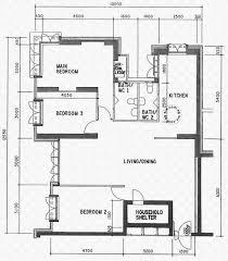 100 floor plan hdb floor plans for tampines central 7 hdb