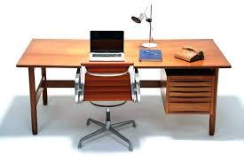 Teak Computer Desk Modern Desk Teak Office Furniture Desks Teak Office Chair