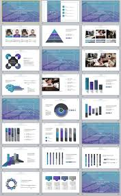 117 best 2018 annual powerpoint templates images on pinterest