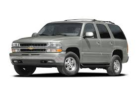 2005 chevrolet tahoe new car test drive