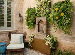 plant gorgeous outdoor wall decor ideas 24 outdoor cinder block