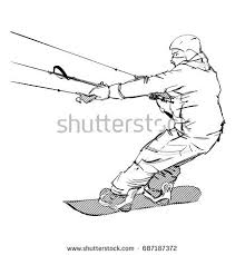 ice kiting stock images royalty free images u0026 vectors shutterstock
