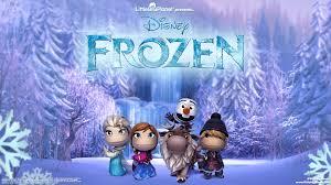 littlebigplanet 3 presents disney u0027s frozen littlebigplanet