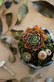 Faux Stone Planters by Tutorial Make A Faux Stone Planter U2013 Polymer Clay