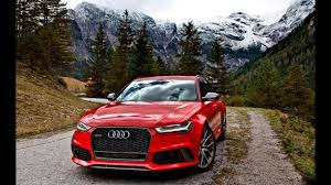 audi rs6 horsepower 2017 605hp audi rs6 avant performance in the alps driving