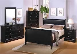 bedroom sleeping room furniture king size headboard and dresser