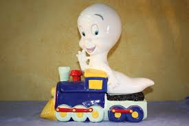 casper the friendly ghost cookie jar kitchen collectibles cookie