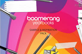 leavers yearbook boomerang yearbooks 2018 top quality low cost