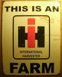 collectibles advertising find international harvester products