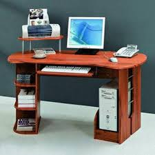 Traditional Computer Desks China Traditional Computer Desk With Top Shelf Fits For Offices